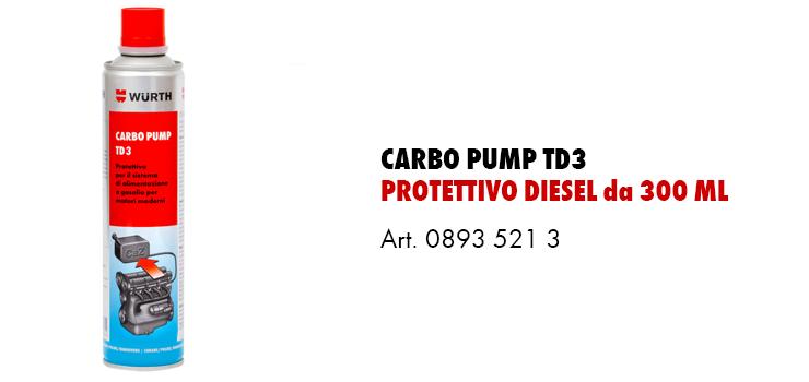Carbo Pump TD3