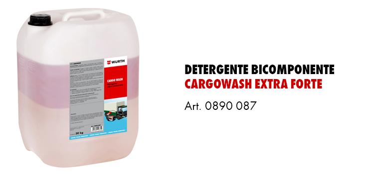 Cargowash per lavaggio camion