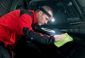 Lampada LED portatile e ricaricabile: se sei un carrozziere, hai 5 valide ragioni per tenerla sempre con te!