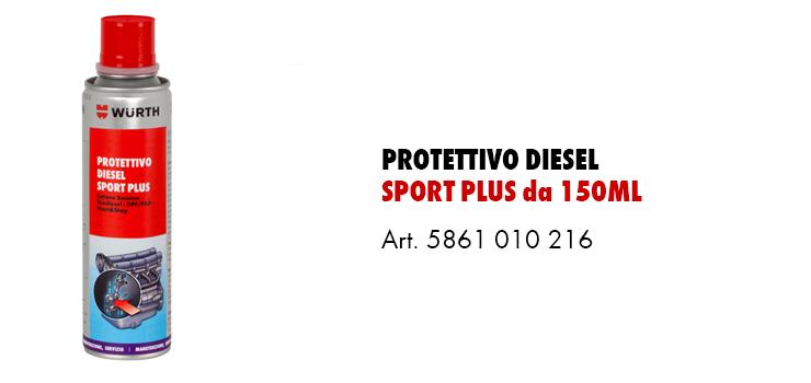 Protettivo diesel Sport Plus