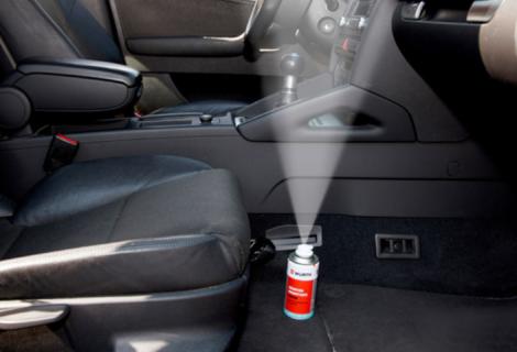 Igienizzazione auto o una vera e propria disinfezione: usa un presidio medico chirurgico per eliminare germi e batteri!