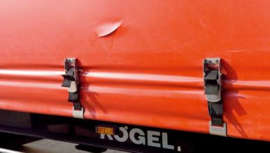 Kit per riparare teloni camion