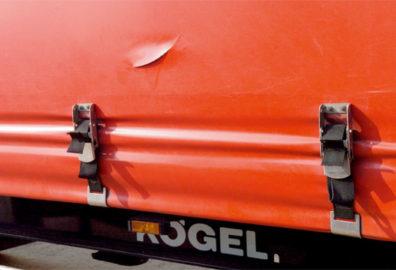 Come riparare i teloni dei camion senza colle o termosoffiatori