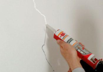 Sigillante acrilico per crepe nei muri verniciabile: 6 regole per evitare brutte sorprese