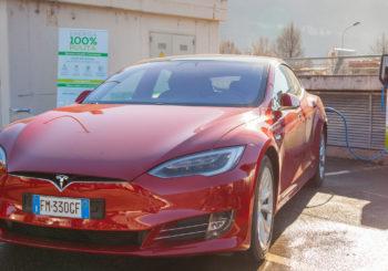 Würth Italia per la E-Mobility: installate le prime colonnine di ricarica per auto elettriche