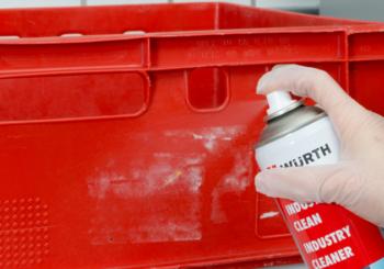 Detergenti Industriali Clean: l'arma segreta contro la colla degli adesivi e i più comuni tipi di sporco