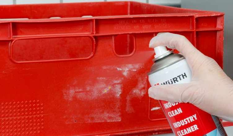 Detergenti Industriali Clean Wurth Come Eliminare Colla Adesivi