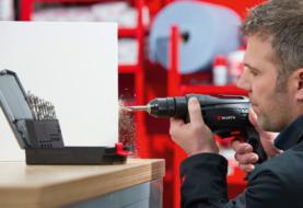 Ferramenta per mobili: punte, seghe a tazza e assortimenti professionali per lavorare il legno