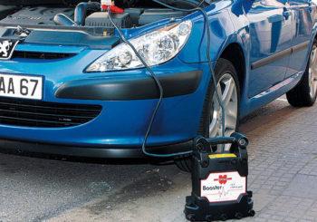 Avviatore di emergenza per la batteria d'auto: tutta la potenza di cui hai bisogno a portata di mano