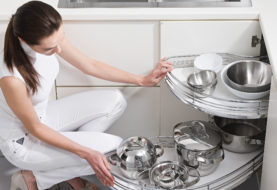 Ferramenta per mobili da cucina: design e qualità senza compromessi nel top di gamma Würth