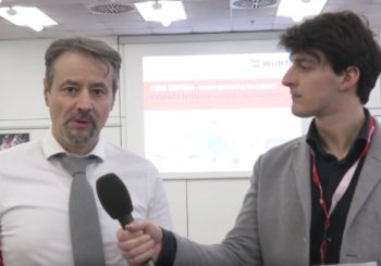 Quanto è digitale Würth Italia? La video-intervista all'amministratore delegato Nicola Piazza