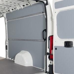 pannelli laterali allestimento furgoni