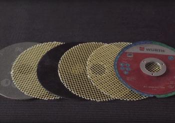Dischi abrasivi in fibra vulcanizzata: più precisione, più velocità e più risparmio