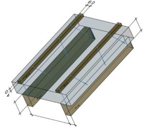 Fissaggio dell'isolante sul tetto e sulle facciate