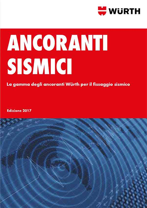 Catalogo Ancoranti Sismici Würth