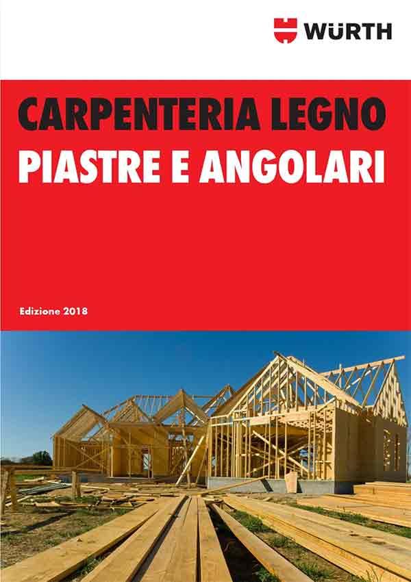 Catalogo Carpenteria Legno Piastre e Angolari Würth