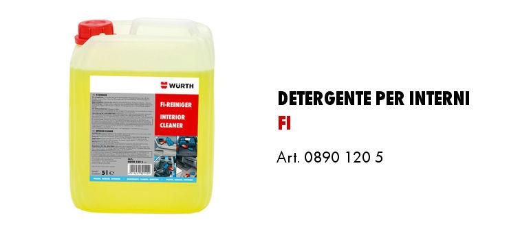 detergente per interni fi