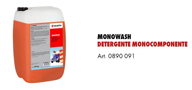 detergente monowash