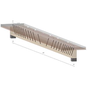 Software solai collaboranti legno-calcestruzzo