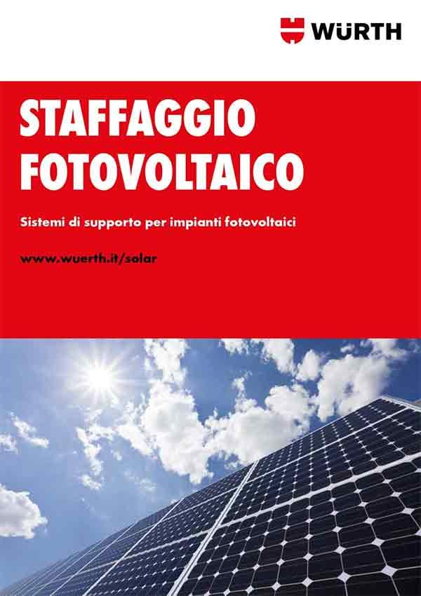 Catalogo Staffaggio Fotovoltaico Würth