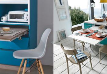 Tavolo estendibile e allungabile: grazie alle soluzioni Würth i tuoi clienti potranno dire addio ai problemi di spazio in casa