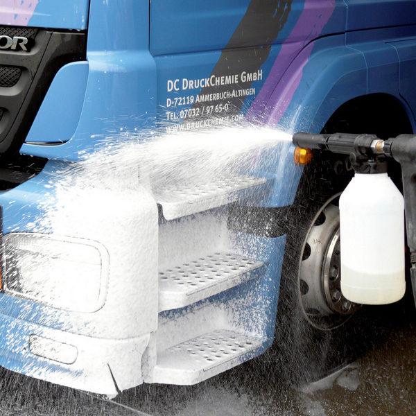 prodotti lavaggio camion