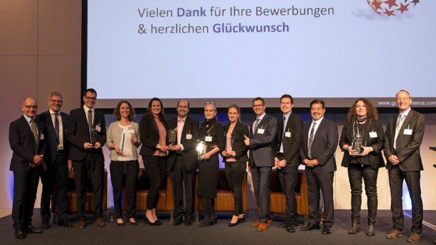 """Würth vince il """"German Awards for Excellence 2018"""" grazie al sistema di staffaggio Varifix®"""