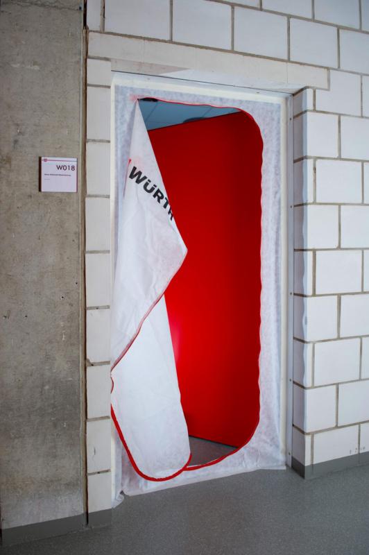 porta antipolvere