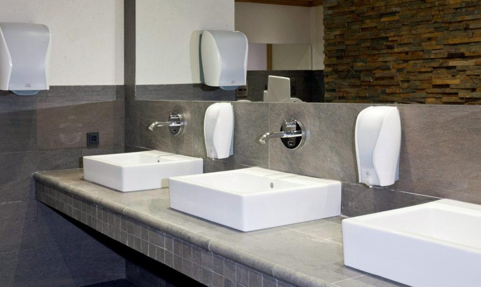 Pulizia bagno: detergenti, pulitori e disinfettanti professionali per risultati rapidi