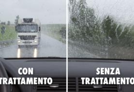 Trattamento idrorepellente vetri auto e parabrezza: potrai (quasi) non usare più il tergicristallo!