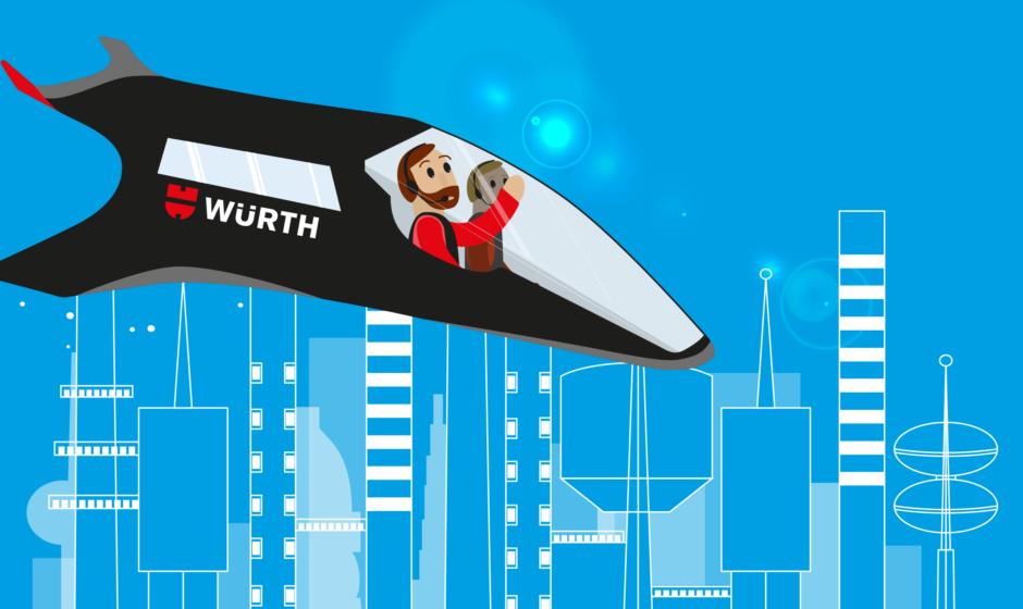 Come digitalizzare i processi di acquisto con i servizi gratuiti di Azienda Digitale Würth
