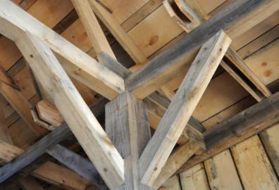 Come rinforzare travi in legno e recuperare travi ammalorate