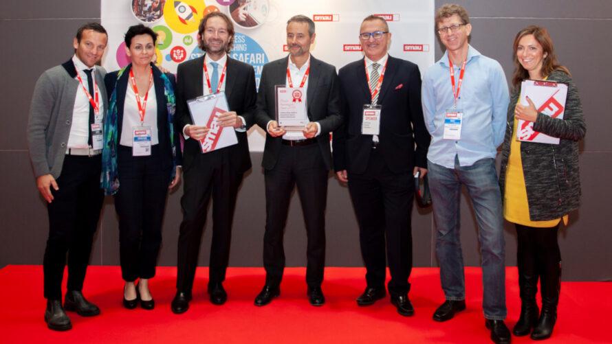 Würth Italia riceve il Premio Innovazione SMAU 2018