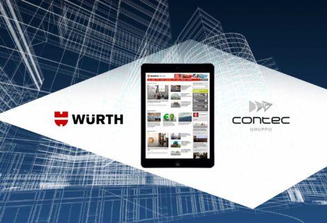 Ancora più notizie e approfondimenti per ingegneri e progettisti grazie alla collaborazione con il Gruppo Contec