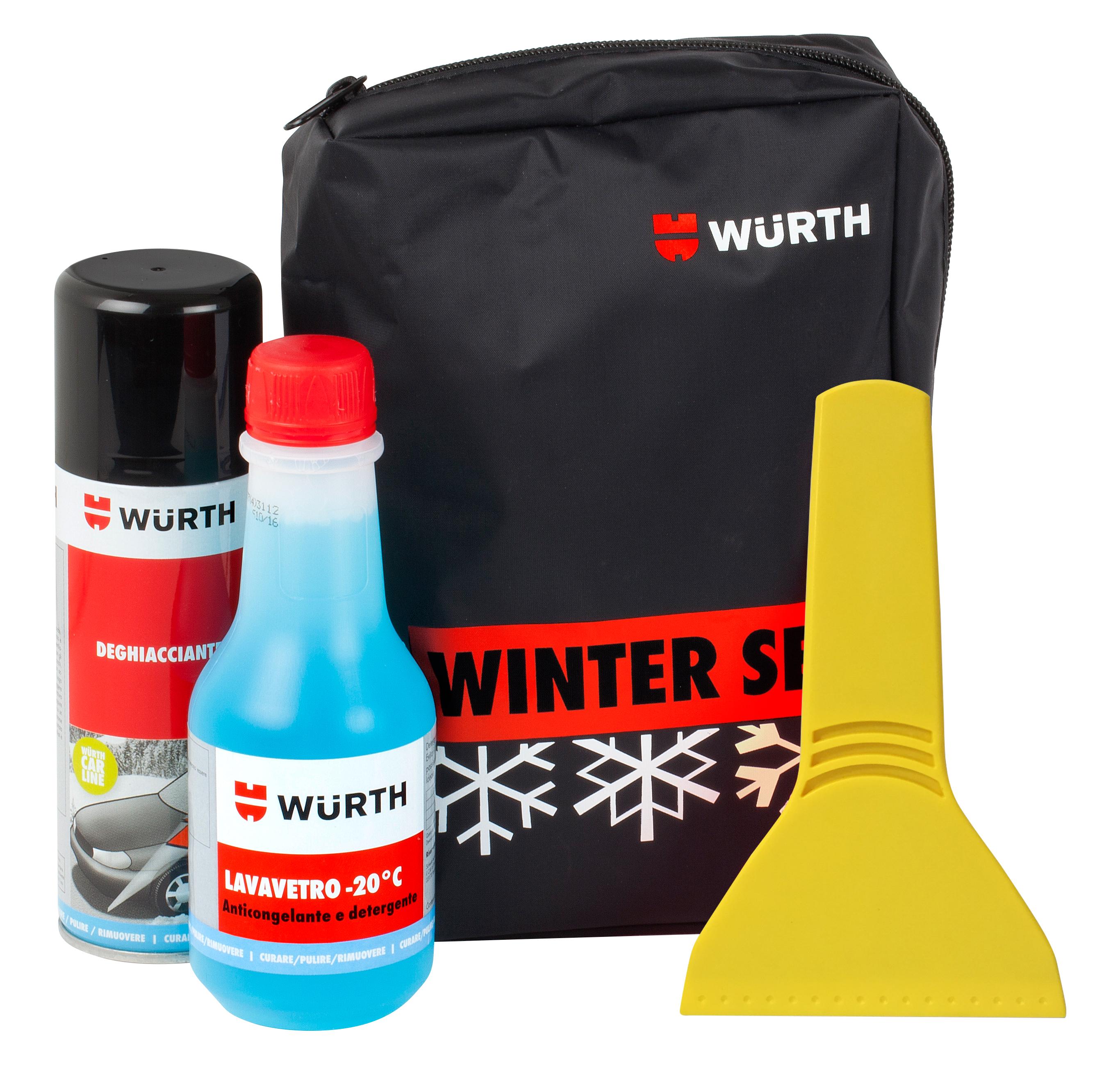 winter set auto