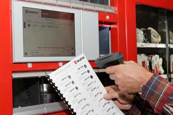 Distributore automatico DPI