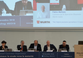 Omnichannel Customer Experience: Würth esempio virtuoso alla School of Management del Politecnico di Milano