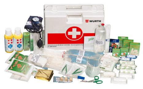 cassette mediche per aziende A1