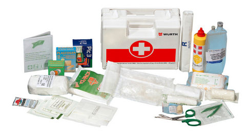 cassette mediche per aziende C