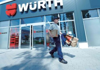 Würth Italia festeggia il 250millesimo cliente!