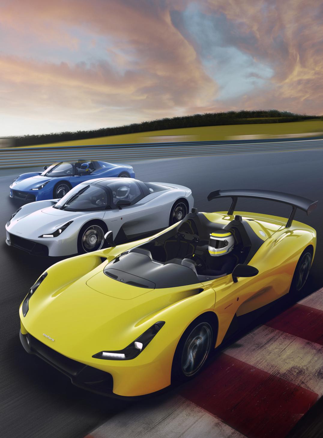 dallara automobili da competizione