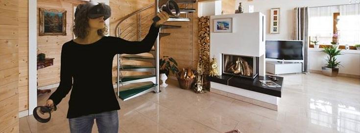 Rubner Haus Mixed Reality - architetti 2