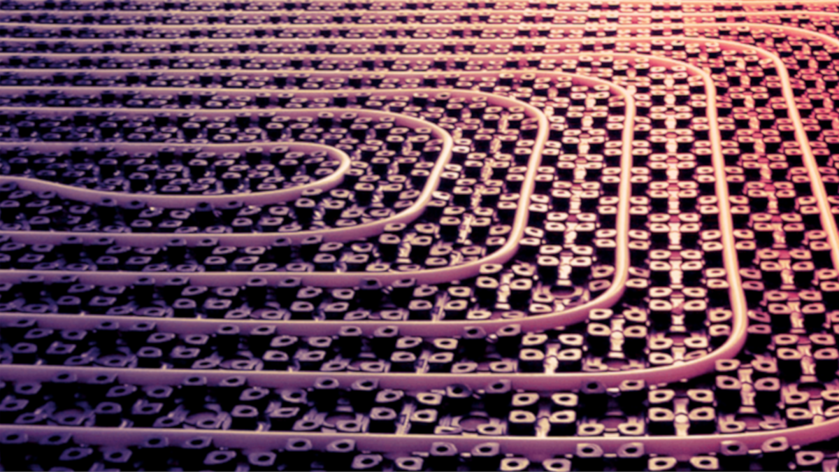 Temperatura Mandata Impianto A Pavimento i vantaggi del riscaldamento a pavimento - würth news
