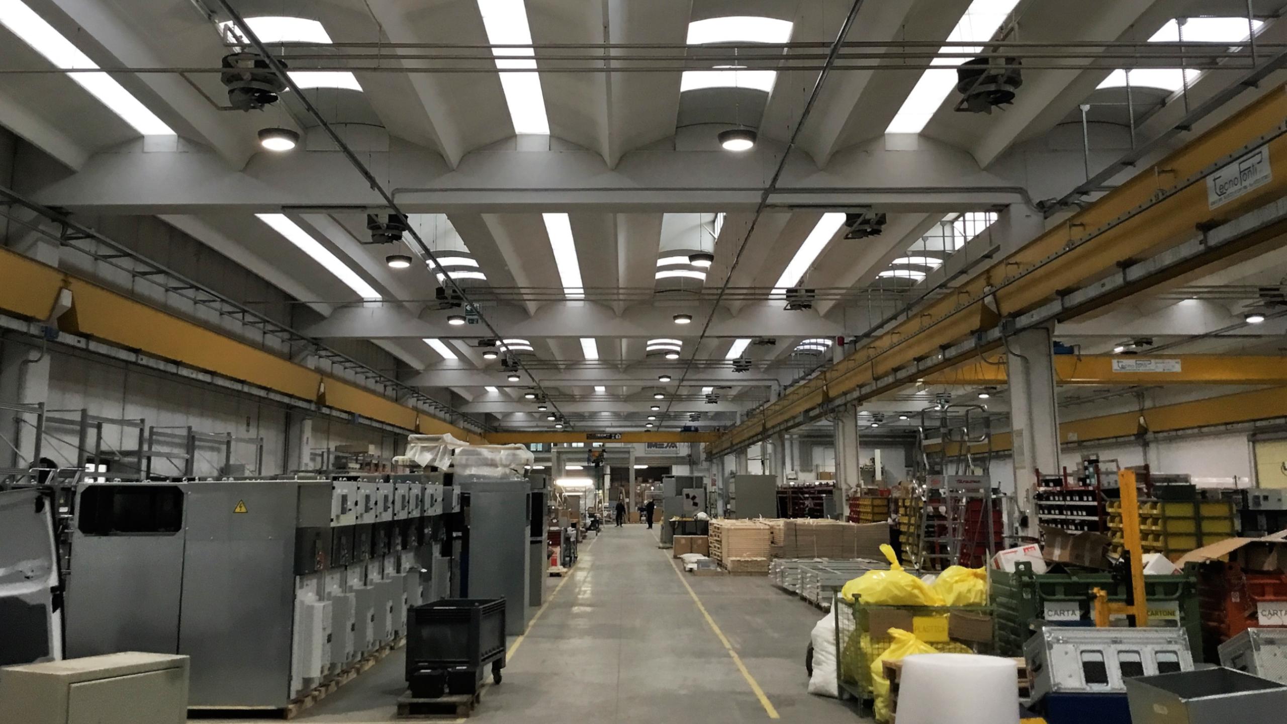 Illuminazione industriale a led: come ridurre i consumi würth news