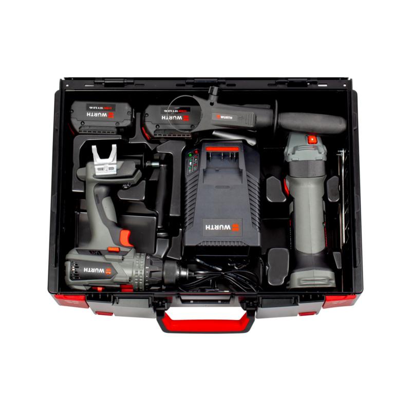 kit combo utensili 18V
