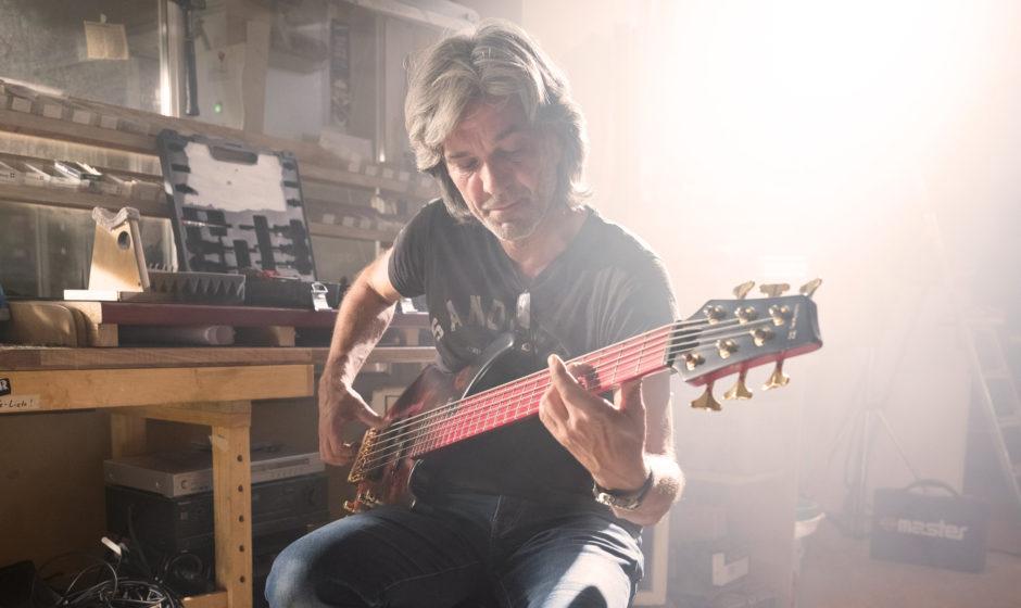 Würth da oltre 20 anni partner di Sandberg Guitars, la marca tedesca di chitarre più famosa nel mondo