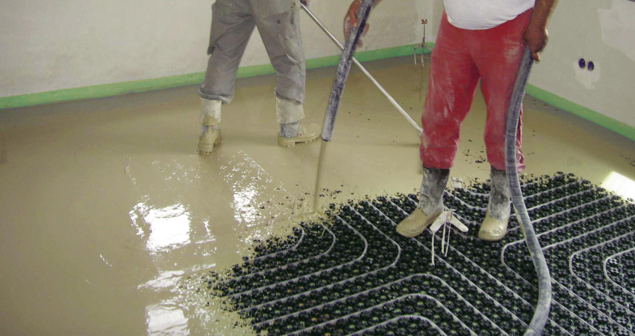Riscaldamento A Pavimento Ribassato Spessore pannelli radianti a basso spessore: come posarli in 23 mm