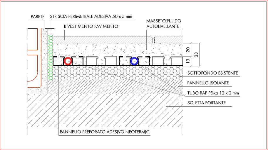 note di posa dei pannelli radianti a basso spessore 2