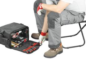 Borsoni da lavoro porta attrezzi: trasporta in sicurezza i tuoi attrezzi con le borse