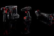 Kit combo utensili a batteria 18v: avvitamento, foratura, taglio, smerigliatura. Due utensili quattro applicazioni!